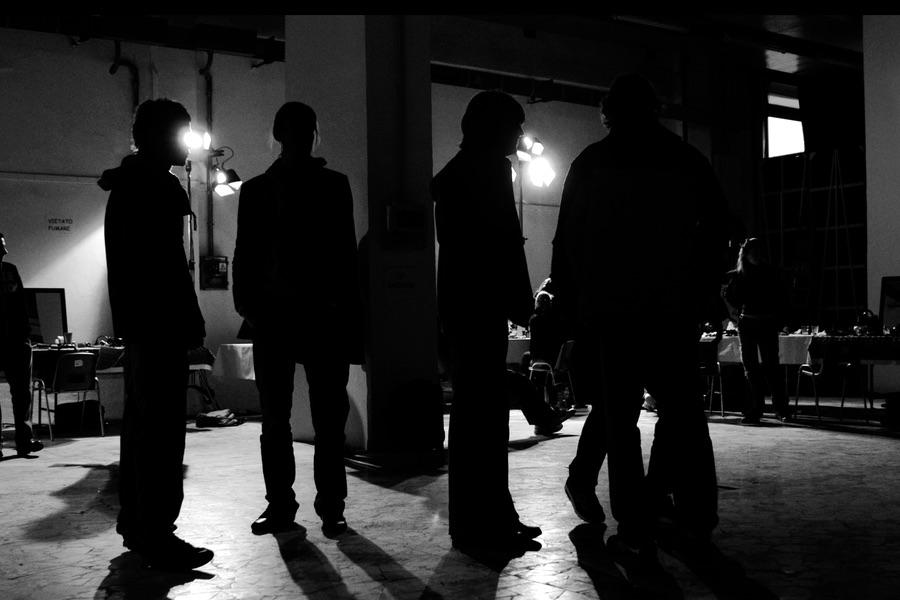 Backstage Uomo